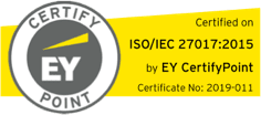 EY CertifyPoint ISO/IEC 27017:2015