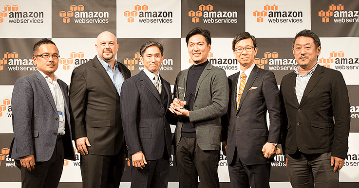 APN Partner of the Year 2016 受賞
