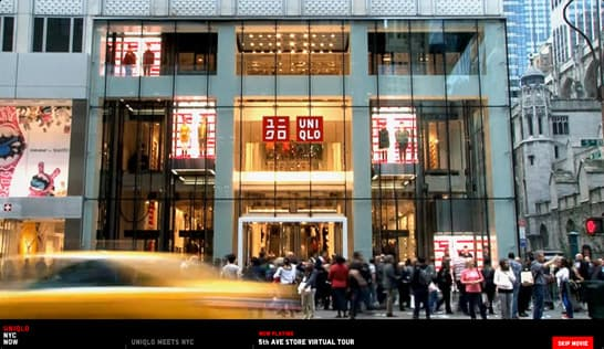 UNIQLO 5TH AVE. STORE - UNIQLO NYC NOW